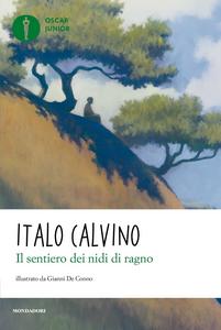 Libro Il sentiero dei nidi di ragno Italo Calvino