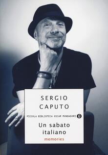 Un sabato italiano. Memories - Sergio Caputo - copertina