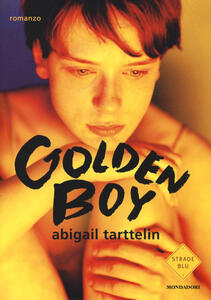 Golden boy - Abigail Tarttelin - copertina