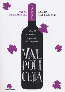 Libro Valpolicella. Andar per cantine. Winestories Mauro Fermariello