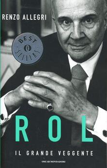 Rol. Il grande veggente - Renzo Allegri - copertina