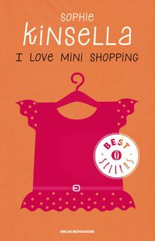 I love mini shopping - Sophie Kinsella - copertina