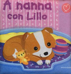 Libro A nanna con Lillo