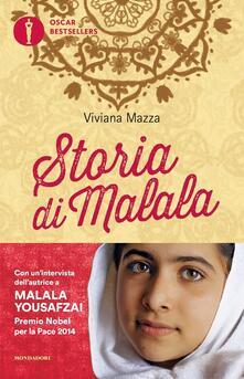 Storia di Malala - Viviana Mazza - copertina