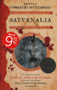 Libro Saturnalia Danila Comastri Montanari