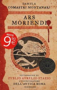 Ars moriendi. Indagine a Pompei - Danila Comastri Montanari - copertina