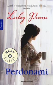Perdonami - Lesley Pearse - copertina