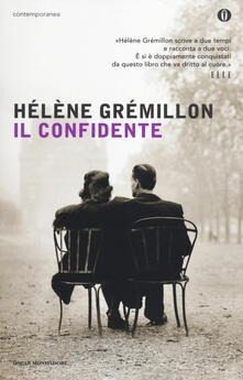 Il confidente - Hélène Grémillon - copertina