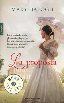 La proposta - Mary Balogh - copertina