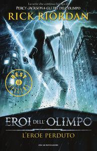 Libro L' eroe perduto. Eroi dell'Olimpo. Vol. 1 Rick Riordan