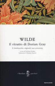 Libro Il ritratto di Dorian Gray Oscar Wilde