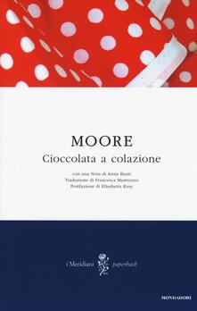 Cioccolata a colazione - Pamela Moore - copertina