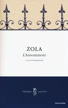 L' Assommoir - Émile Zola - copertina