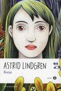 Libro Ronja. La figlia del brigante Astrid Lindgren
