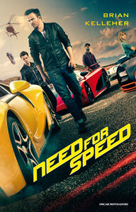 Libro Need for speed Brian Kelleher