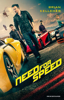 Need for speed - Brian Kelleher - copertina