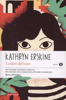 I colori del buio - Kathryn Erskine - copertina