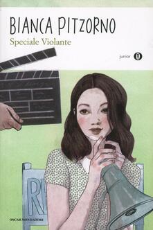 Speciale Violante - Bianca Pitzorno - copertina