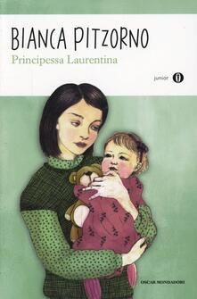 Principessa Laurentina - Bianca Pitzorno - copertina