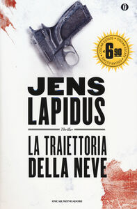 Libro La traiettoria della neve Jens Lapidus