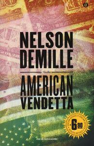 Libro American Vendetta Nelson DeMille