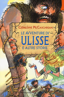 Le avventure di Ulisse e altre storie - Geraldine McCaughrean - copertina