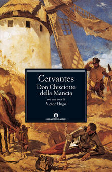 Don Chisciotte della Mancia - Miguel de Cervantes - copertina