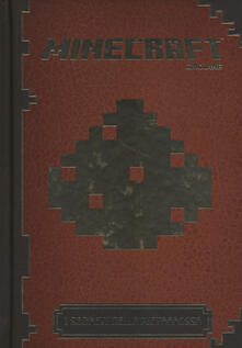 Minecraft Mojang. I segreti della pietrarossa - copertina