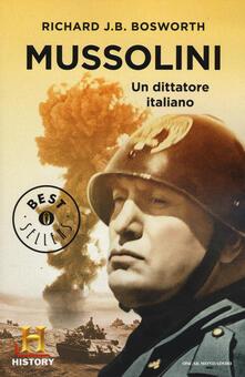 Letterarioprimopiano.it Mussolini. Un dittatore italiano Image