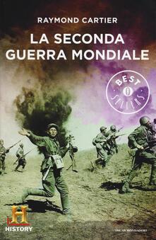 La seconda guerra mondiale - Raymond Cartier - copertina