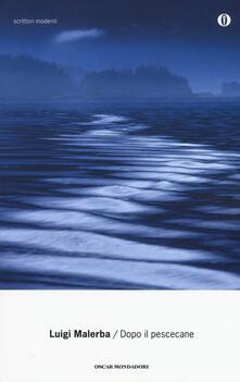 Dopo il pescecane - Luigi Malerba - copertina