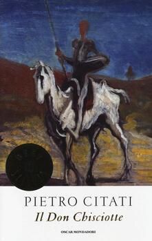 Il Don Chisciotte - Pietro Citati - copertina