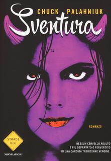 Sventura - Chuck Palahniuk - copertina