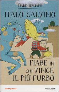 Libro Fiabe in cui vince il più furbo. Fiabe italiane Italo Calvino