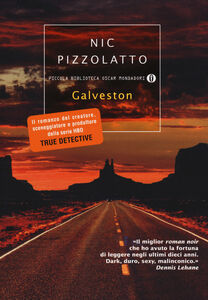 Libro Galveston Nic Pizzolatto