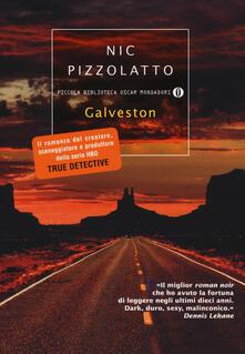 Galveston - Nic Pizzolatto - copertina
