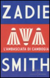 L' ambasciata di Cambogia