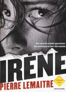 Irène - Pierre Lemaitre - copertina