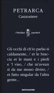 Foto Cover di Canzoniere, Libro di Francesco Petrarca, edito da Mondadori