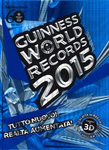 Libro Guinness World Records 2015  0