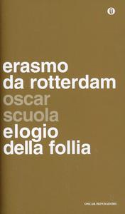 Libro Elogio della follia Erasmo da Rotterdam