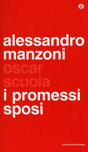 Foto Cover di I Promessi sposi, Libro di Alessandro Manzoni, edito da Mondadori