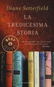 Libro La tredicesima storia Diane Setterfield