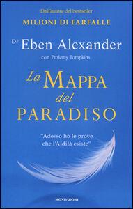 Libro La mappa del paradiso Eben Alexander , Ptolemy Tompkins