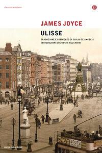 Foto Cover di Ulisse, Libro di James Joyce, edito da Mondadori