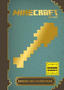 Libro Minecraft Mojang. Manuale del costruttore