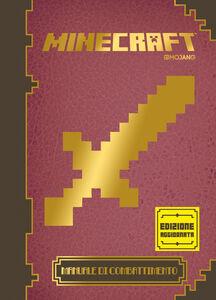 Foto Cover di Minecraft Mojang. Manuale di combattimento, Libro di  edito da Mondadori