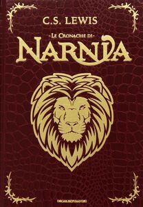 Foto Cover di Le cronache di Narnia, Libro di Clive S. Lewis, edito da Mondadori