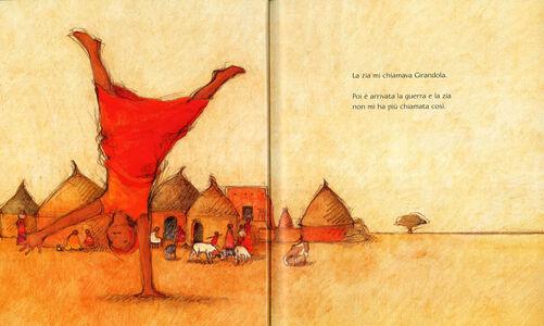 Foto Cover di Una coperta di parole, Libro di Irena Kobald,Freya Blackwood, edito da Mondadori 1