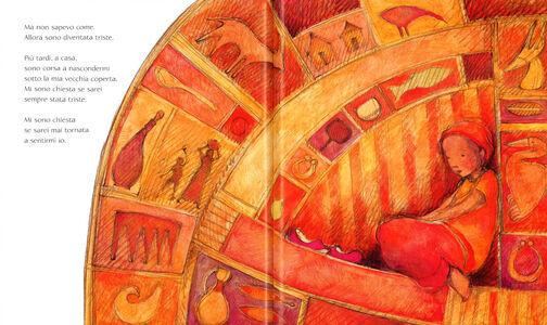 Foto Cover di Una coperta di parole, Libro di Irena Kobald,Freya Blackwood, edito da Mondadori 3